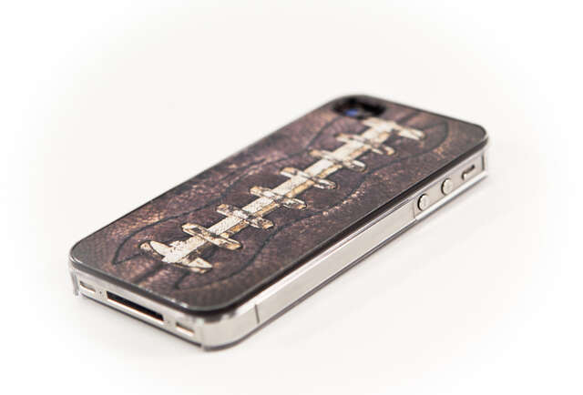 The perfect iPhone case for football fans