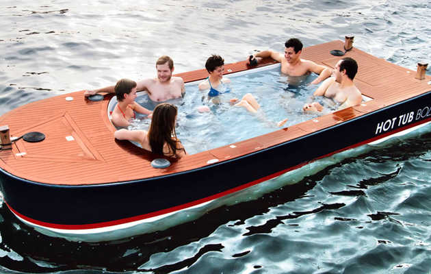Finally, a boat you can drown <em>inside</em>!