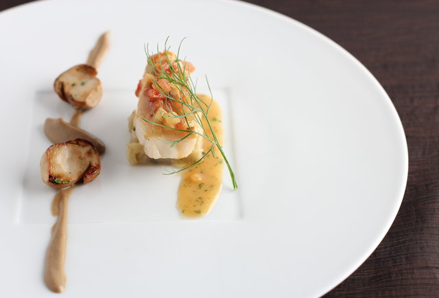 An award winner\'s new seafood spot