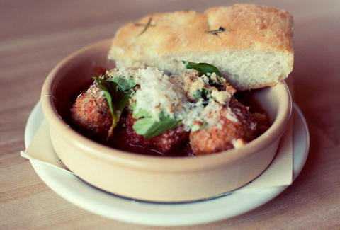 Hillside Supper Club-Meatballs-San Francisco
