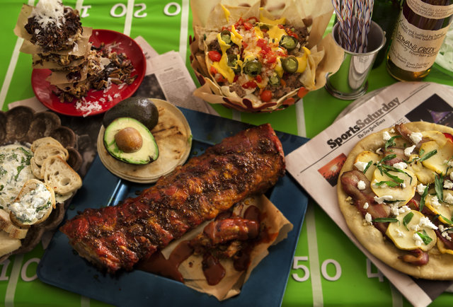 Take care of all your game day food in just one click