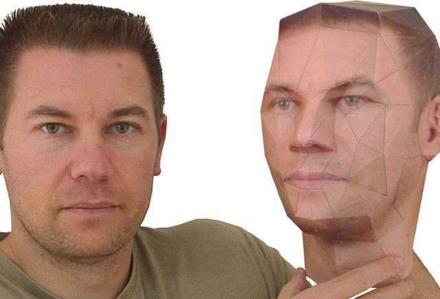 A new way to see your face in 3D