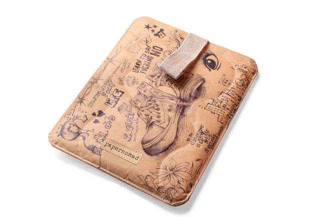 The sustainable gadget case that you can doodle on