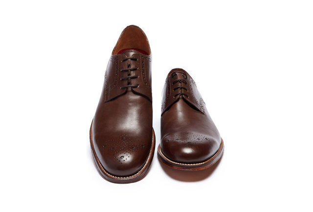 A dress shoe that will stand the test of time
