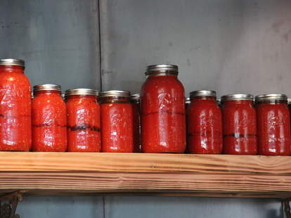 The Forge-Tomato Sauce-San Francisco