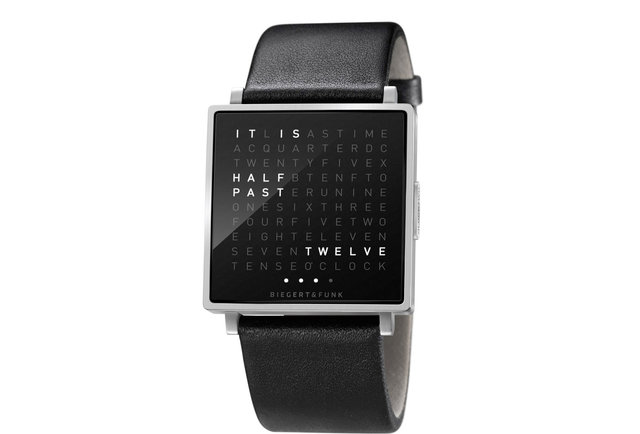 See time like the the Wachowski siblings with this watch