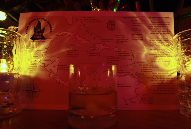 Become a rum-soaked globetrotter
