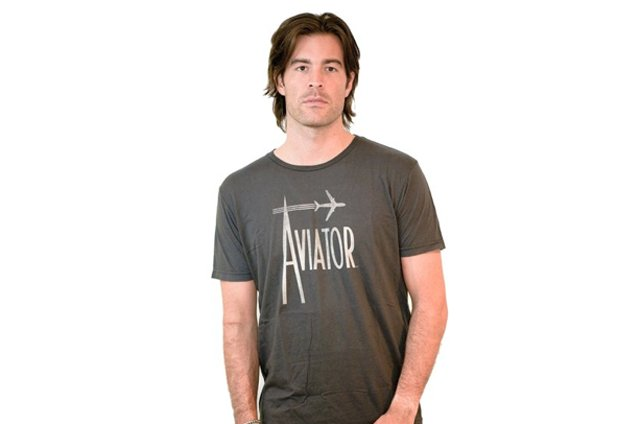 Be more than a Maverick in this fitted tee
