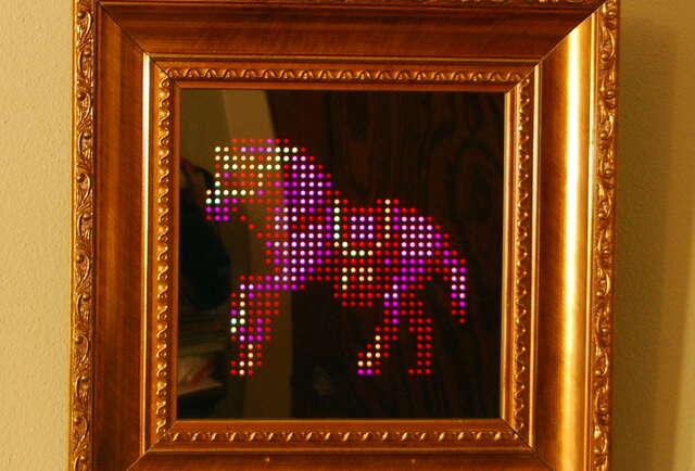 The future of framed art