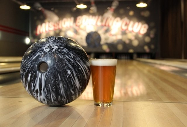 Eat, drink, and bowl for prizes!
