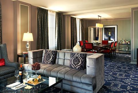 Sir Francis Drake Hotel A San Francisco Ca Bar