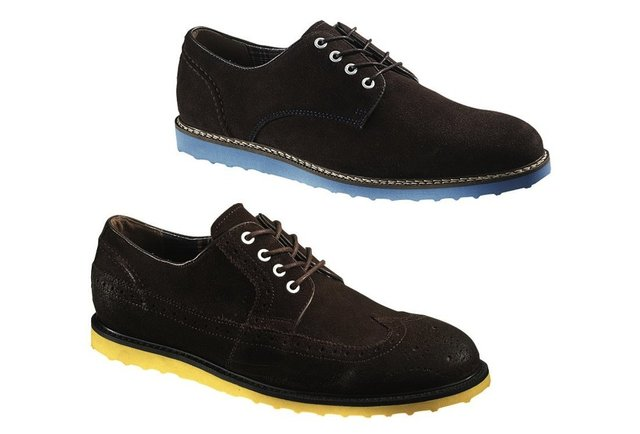 Modern day footwear with a 50\'s flair