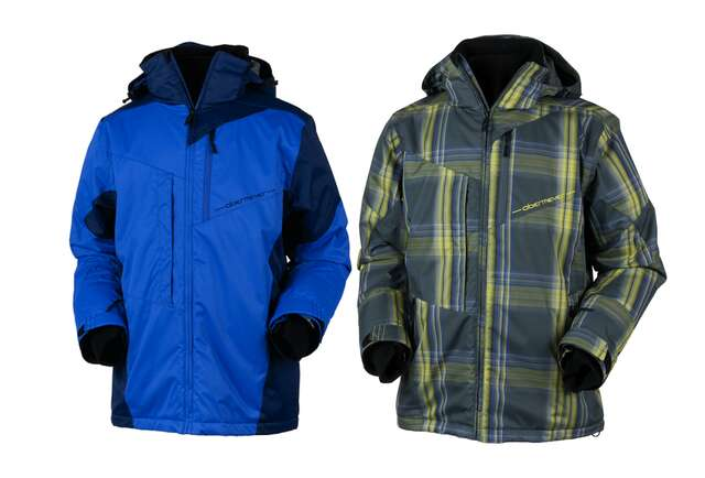 The jacket that will make you king of the slopes