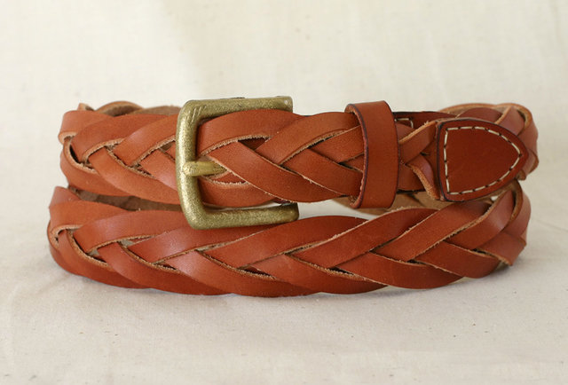 Belts designed for thieves & forged by blacksmiths