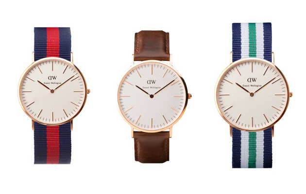 Preppy timepieces to watch out for