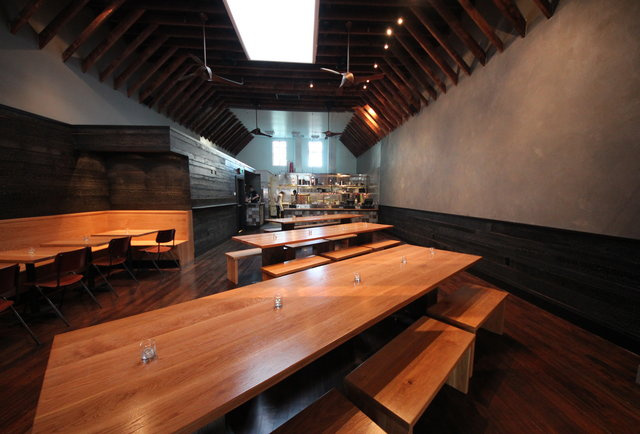 The Mission\'s new \'cue and Bloody Mary joint