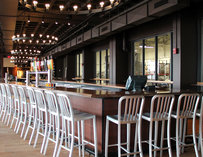 Harpoon Brewery's Beer Hall Bar--Boston