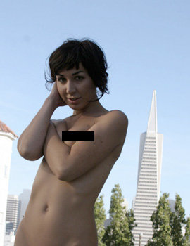 Nude in San Francisco