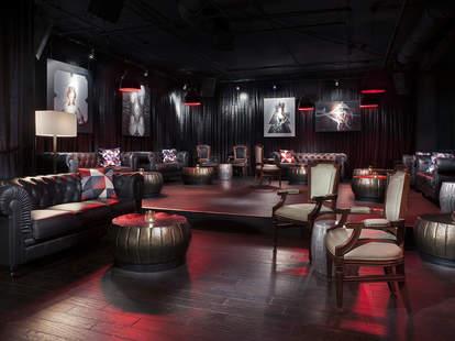 Create Nightclub-Club Interior-Los Angeles