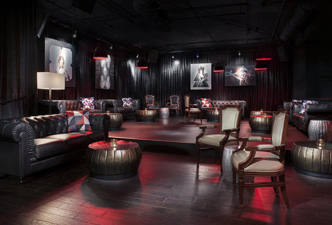 Create Nightclub-Club Interior-Los Angeles