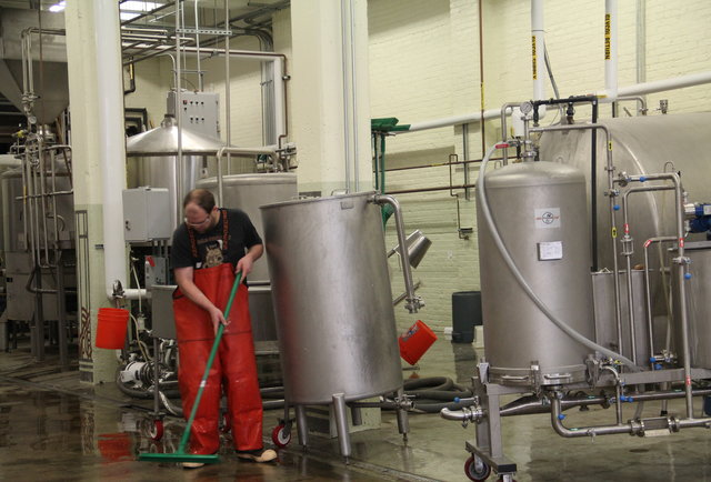 A brewpub, 100 years in the making