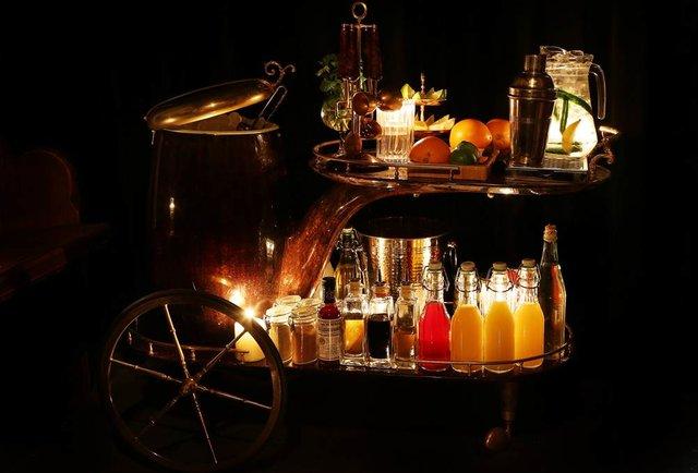 Covent Garden gets a hidden speakeasy... that doesn\'t serve booze?