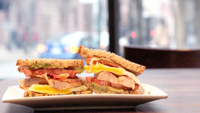 An egg sandwich for every day of the week