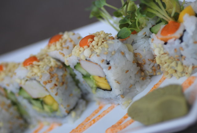 To-go sushi from the folks behind Masu