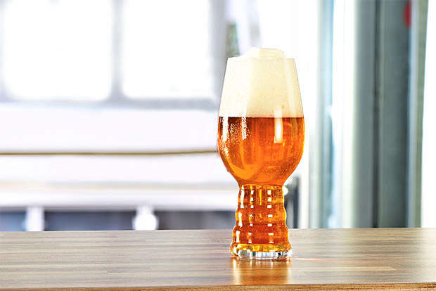 The perfect glass for hop-heavy suds