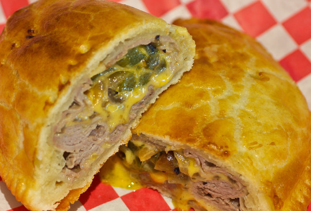 Hot Pocket-style pies for breakfast, lunch, and dessert in Sandy Springs