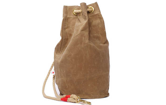 A sturdy sack with style