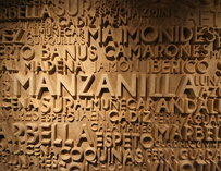 Manzanilla wall of words
