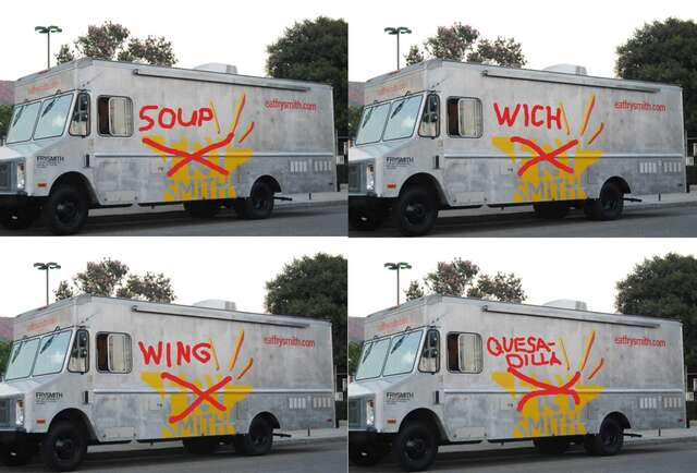 Fry-only truck branches out