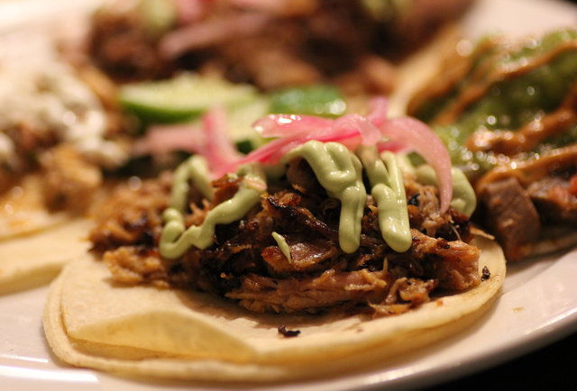 Street tacos and new cocktails in Highland