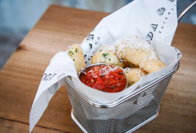 Polite Provisions\' culinary accompaniment