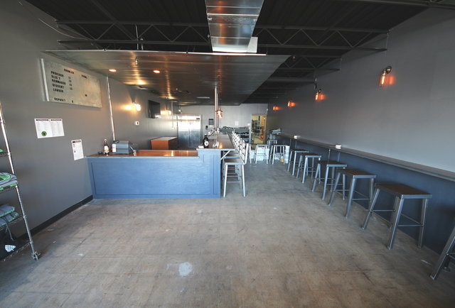 Liquid brewery gets a solid tap room