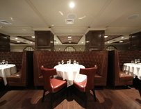The private booths
