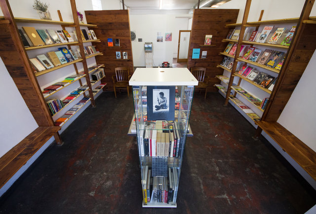 Say hello to the new bookstore on Cesar Chavez