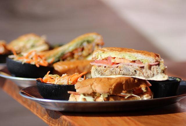 Cherry Creek\'s casa of Mexican sandwiches