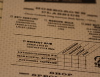 Whiskey grid
