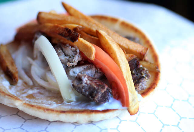 A greasy spoon from Greece in the West Loop