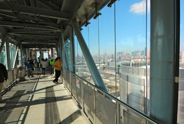 Stunning New York City Views, From a Sewage Treatment Plant