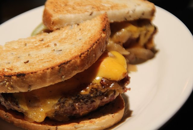 The sexiest place you\'ll ever get a patty melt