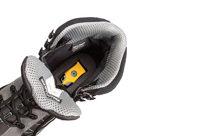 These hiking boots could save your life