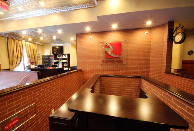 Wicker Park\'s Russian bathhouse and bar