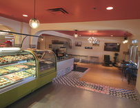 Glam Doll Donuts Interior