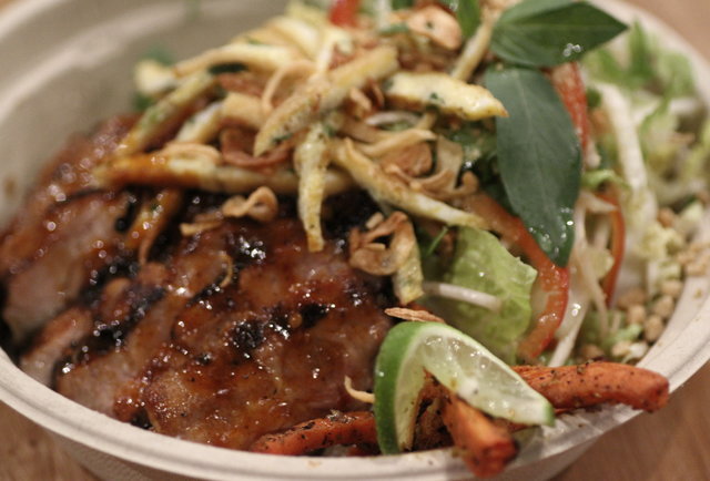 Cambodian sandwich king expands with noodle bowls & sangria