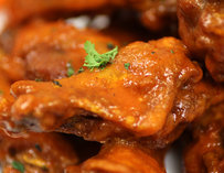 Harissa wings