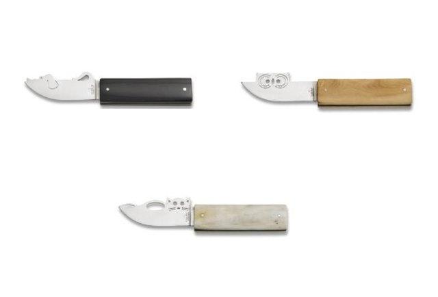Pocketknives with a soft side