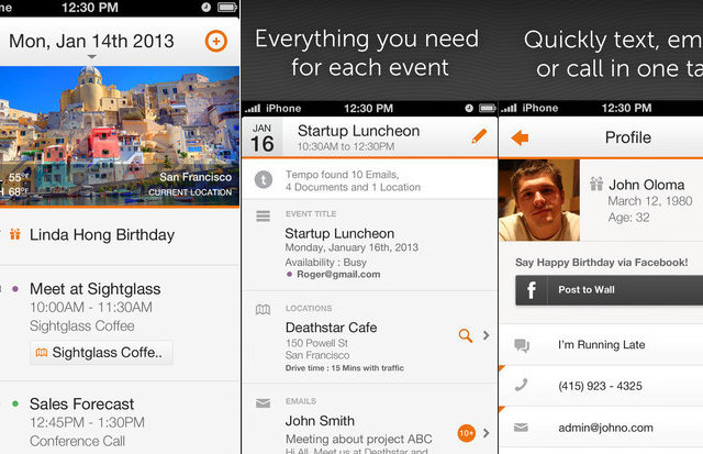 This calendar is your new personal assistant
